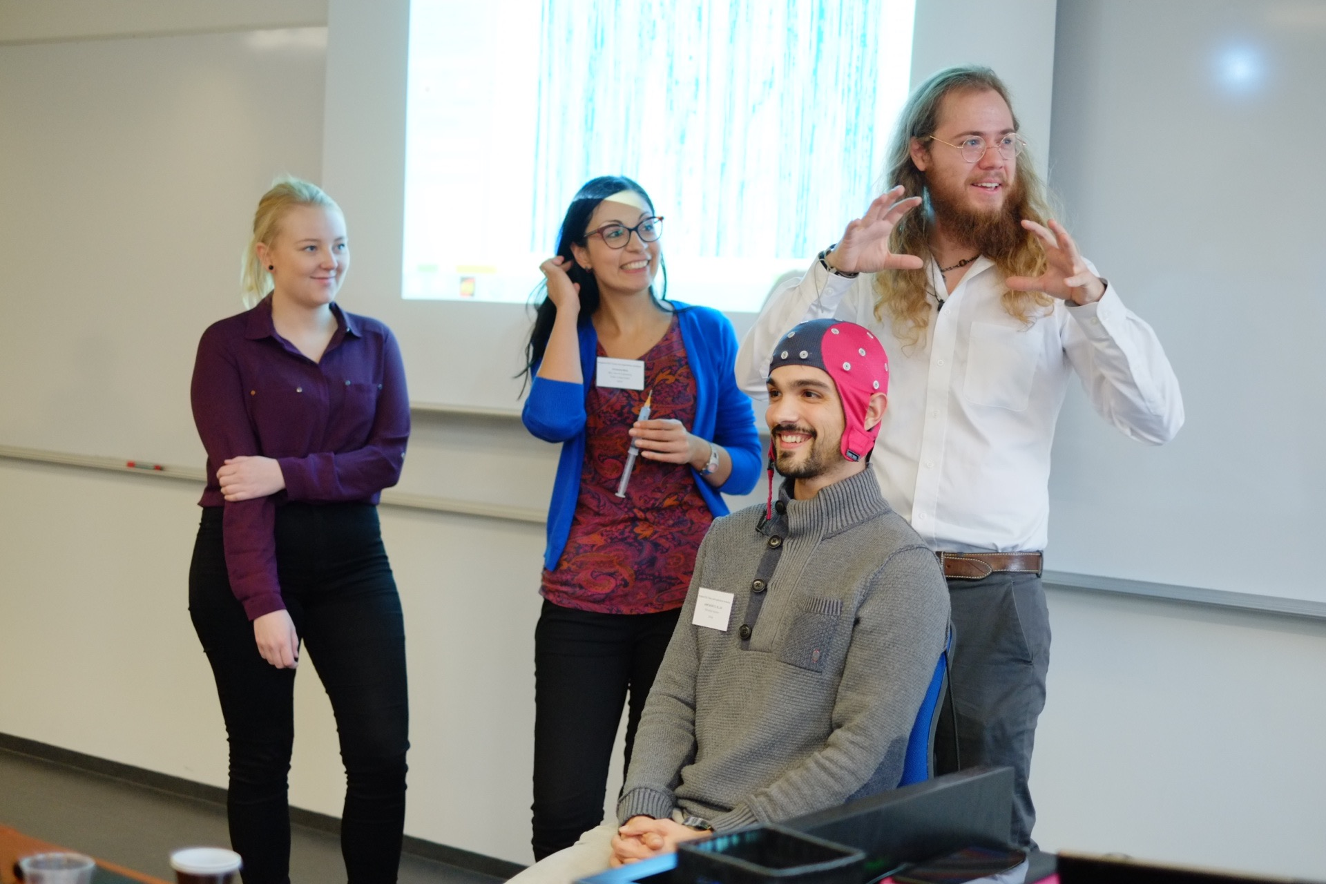 EEC research in collaboration with Reykjavik University